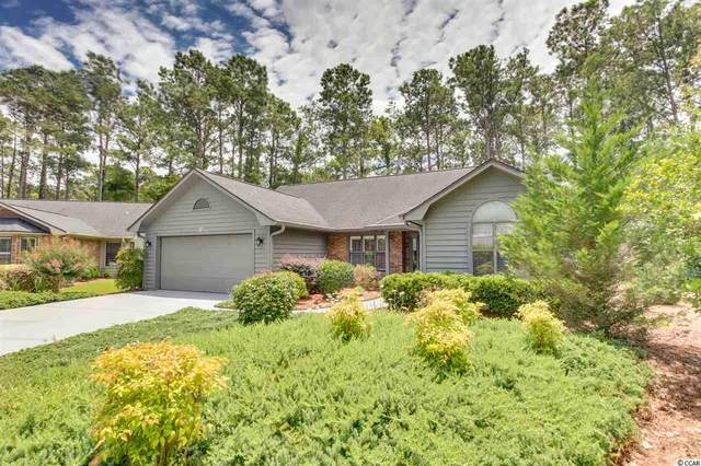 119 Cedar Ridge Ln., Conway, SC 29526 (MLS #2013690) :: Grand Strand Homes & Land Realty