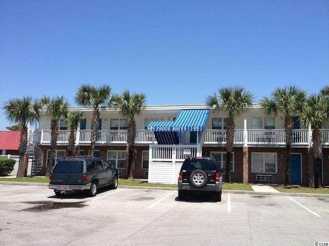 804 12th Ave. S #106, North Myrtle Beach, SC 29582 (MLS #2013711) :: The Litchfield Company