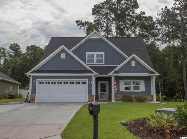 320 Sanctuary Ct., Myrtle Beach, SC 29588 (MLS #2013754) :: The Lachicotte Company