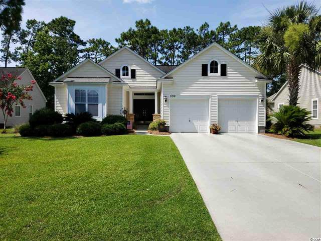 598 Camden Circle, Pawleys Island, SC 29585 (MLS #2013756) :: The Lachicotte Company