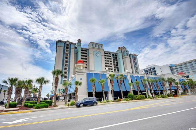 2311 S Ocean Blvd. #1164, Myrtle Beach, SC 29577 (MLS #2013757) :: Coastal Tides Realty
