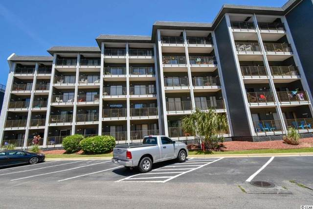 5905 South Kings Hwy. A-351, Myrtle Beach, SC 29575 (MLS #2013760) :: The Litchfield Company