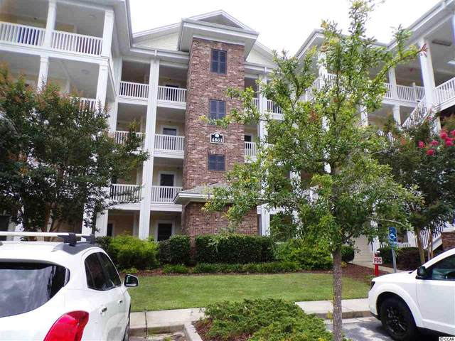 4861 Luster Leaf Circle #201, Myrtle Beach, SC 29577 (MLS #2013780) :: Welcome Home Realty