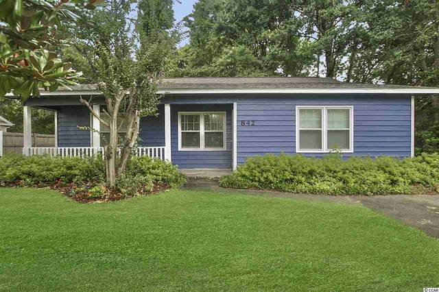 842 Planters Trace Loop, Murrells Inlet, SC 29576 (MLS #2013784) :: The Litchfield Company