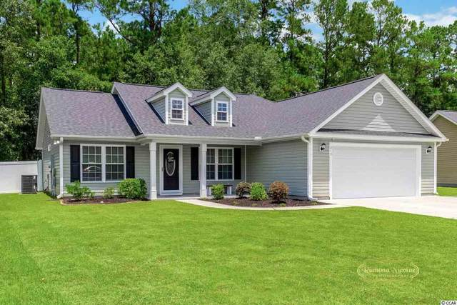 213 Blue Jacket Dr., Aynor, SC 29544 (MLS #2013790) :: The Litchfield Company