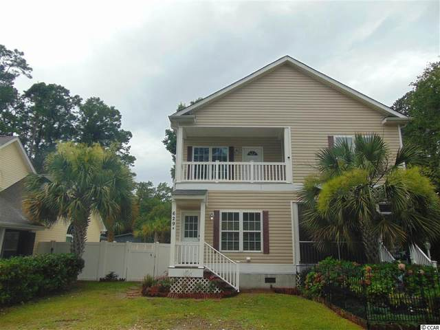 629 3rd Ave. S A, Surfside Beach, SC 29575 (MLS #2013813) :: The Hoffman Group