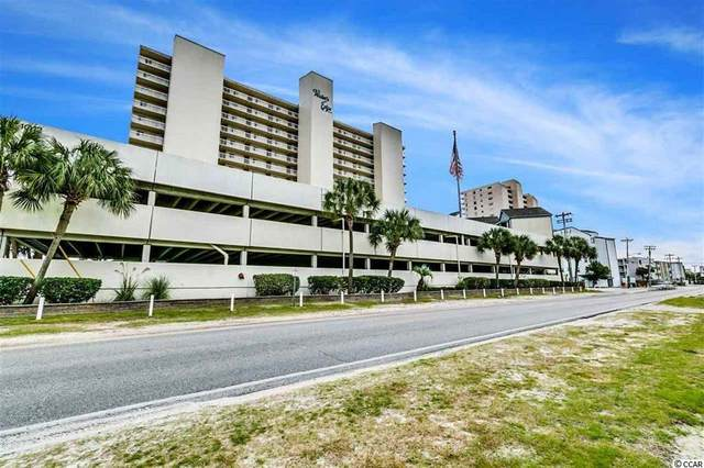 1012 N Waccamaw Dr. #403, Garden City Beach, SC 29576 (MLS #2013815) :: James W. Smith Real Estate Co.
