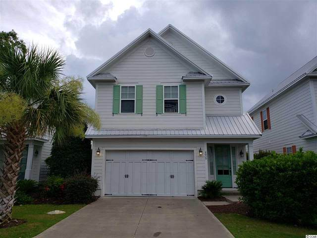 4829 Cantor Ct., North Myrtle Beach, SC 29582 (MLS #2013817) :: The Lachicotte Company