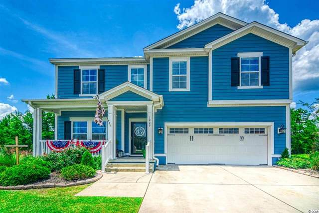 1009 Elysium Ct., Murrells Inlet, SC 29576 (MLS #2013831) :: The Hoffman Group