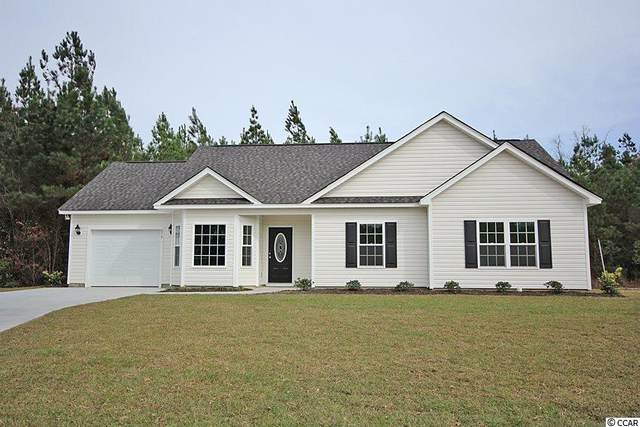 3008 Woodbury Ct., Conway, SC 29527 (MLS #2013833) :: The Litchfield Company