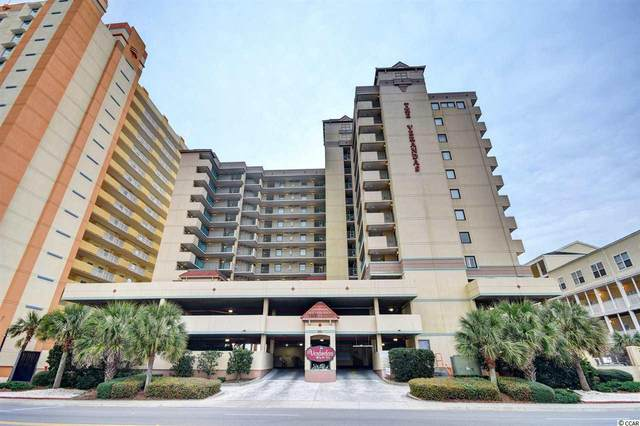 501 S Ocean Blvd. #603, North Myrtle Beach, SC 29582 (MLS #2013843) :: The Hoffman Group