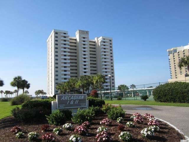 10100 Beach Club Dr. 8B, Myrtle Beach, SC 29572 (MLS #2013850) :: James W. Smith Real Estate Co.