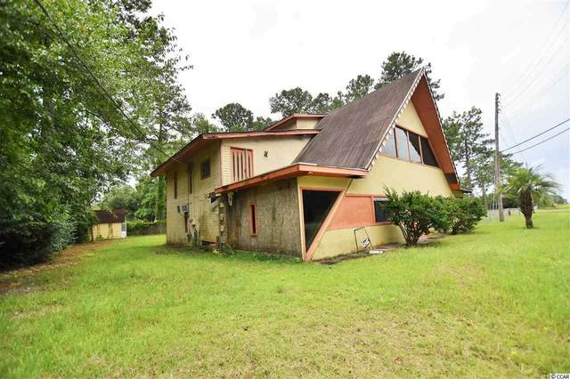 2609 Fraser St., Georgetown, SC 29440 (MLS #2013869) :: Grand Strand Homes & Land Realty