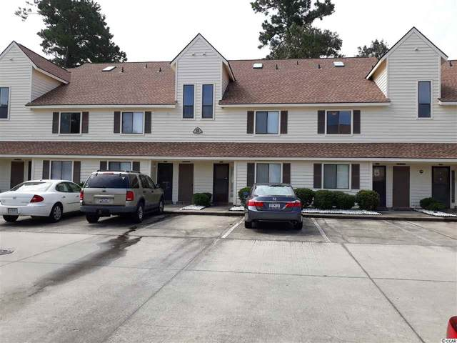 510 Fairwood Lakes Dr. 11-G, Myrtle Beach, SC 29588 (MLS #2013892) :: James W. Smith Real Estate Co.