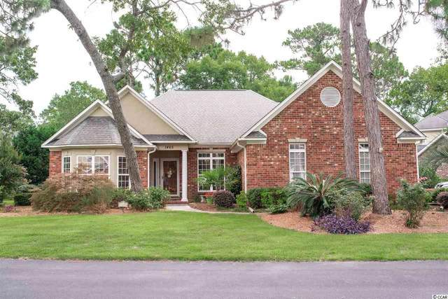 1465 Highland Circle, Myrtle Beach, SC 29575 (MLS #2013894) :: Jerry Pinkas Real Estate Experts, Inc