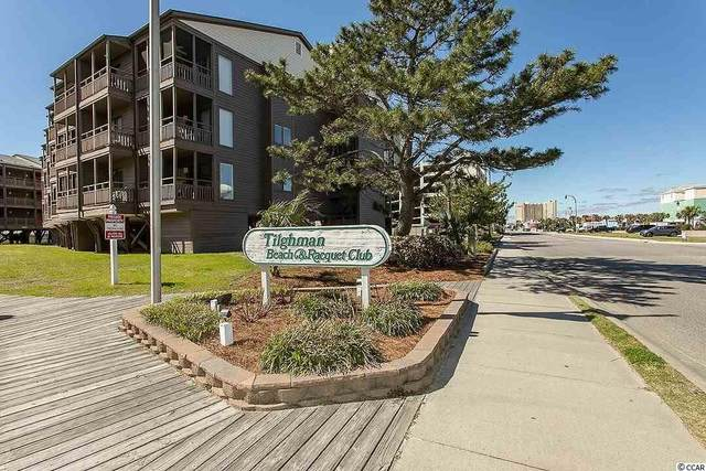 202 N Ocean Blvd. #212, North Myrtle Beach, SC 29582 (MLS #2013930) :: The Hoffman Group