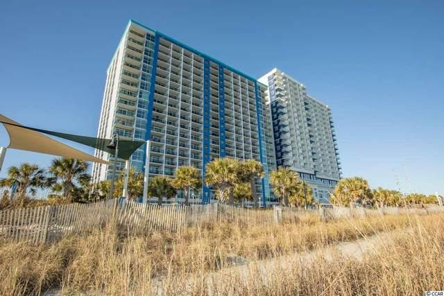 504 N Ocean Blvd. #306, Myrtle Beach, SC 29577 (MLS #2013938) :: The Hoffman Group