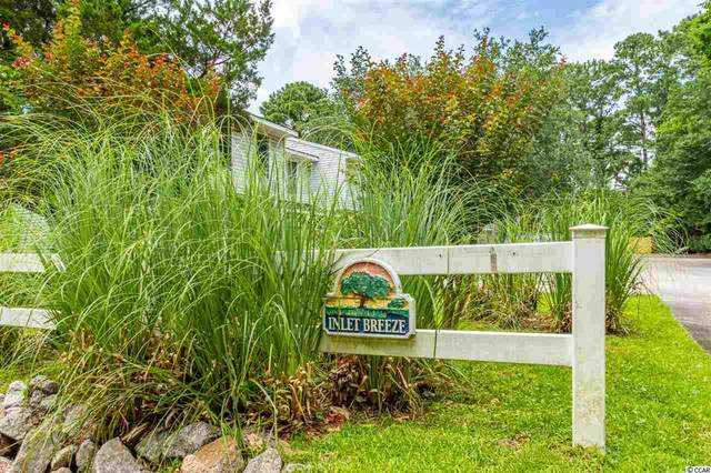 346 Sunnyside Ave. #4, Murrells Inlet, SC 29576 (MLS #2013950) :: The Hoffman Group