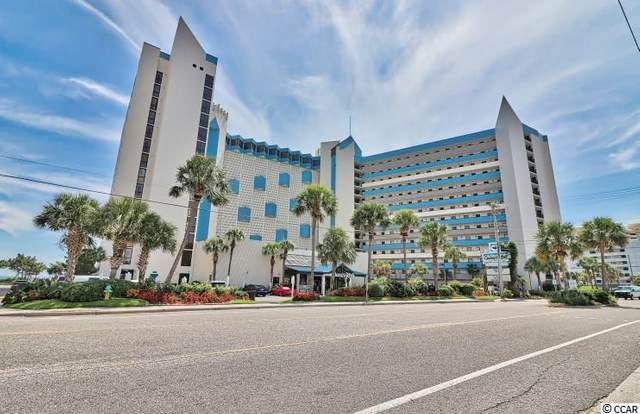7100 N Ocean Blvd. #1011, Myrtle Beach, SC 29572 (MLS #2013952) :: Right Find Homes
