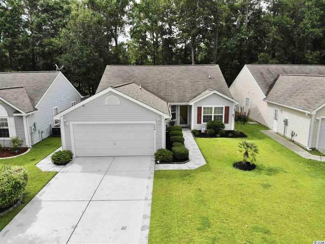 204 Mckendree Ln., Myrtle Beach, SC 29579 (MLS #2013983) :: Jerry Pinkas Real Estate Experts, Inc