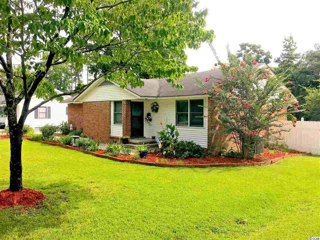 1300 Collins Park St., Conway, SC 29526 (MLS #2013991) :: Grand Strand Homes & Land Realty