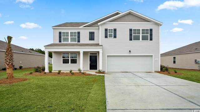 301 Forestbrook Cove Circle, Myrtle Beach, SC 29588 (MLS #2013994) :: James W. Smith Real Estate Co.