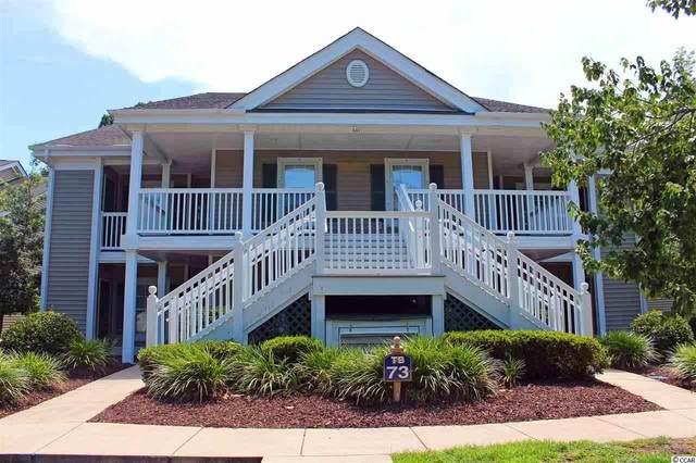 641 Blue Stem Dr. 73D, Pawleys Island, SC 29585 (MLS #2014008) :: James W. Smith Real Estate Co.