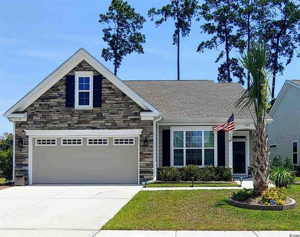 1749 Suncrest Dr., Myrtle Beach, SC 29577 (MLS #2014010) :: The Trembley Group | Keller Williams