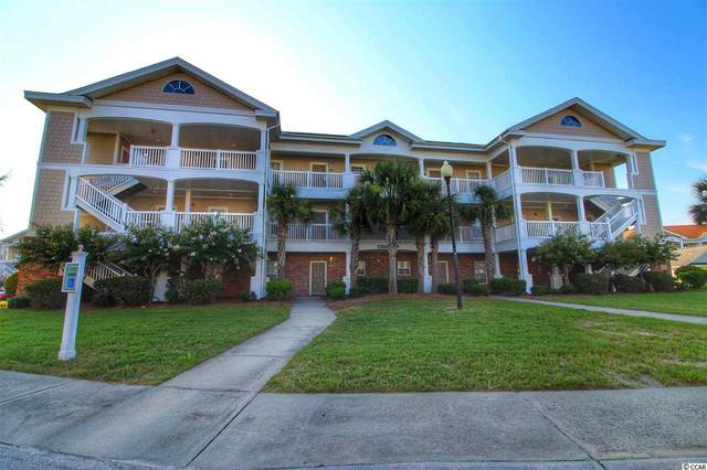 5801 Oyster Catcher Dr. #1132, North Myrtle Beach, SC 29582 (MLS #2014035) :: James W. Smith Real Estate Co.