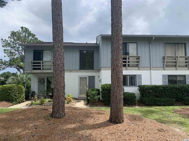1801 Crooked Pine Dr. H2, Myrtle Beach, SC 29575 (MLS #2014040) :: Jerry Pinkas Real Estate Experts, Inc