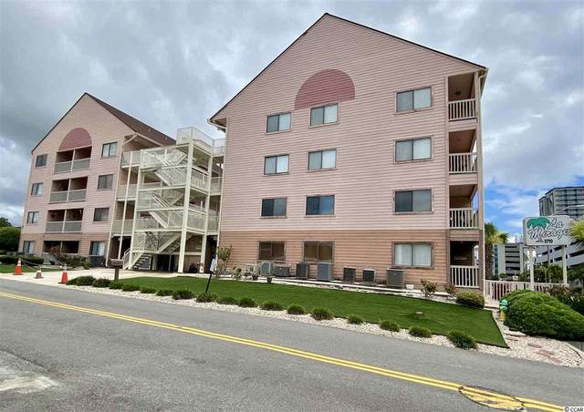 2710 S Ocean Blvd. #407, Myrtle Beach, SC 29577 (MLS #2014065) :: The Greg Sisson Team with RE/MAX First Choice