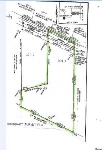 Lot 1 Applesauce Dr., Myrtle Beach, SC 29588 (MLS #2014121) :: Garden City Realty, Inc.