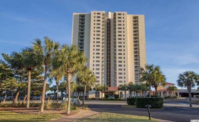 8560 Queensway Blvd. #1710, Myrtle Beach, SC 29572 (MLS #2014138) :: Garden City Realty, Inc.