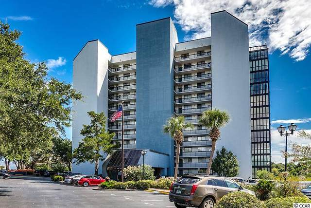 311 69th Ave. N #404, Myrtle Beach, SC 29572 (MLS #2014149) :: James W. Smith Real Estate Co.