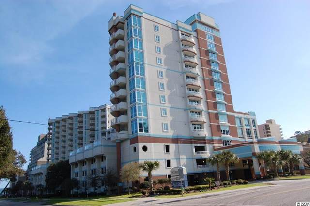 215 77th Ave. N #314, Myrtle Beach, SC 29572 (MLS #2014155) :: The Greg Sisson Team with RE/MAX First Choice