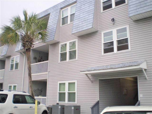 401 N Hillside Dr. 3A, North Myrtle Beach, SC 29582 (MLS #2014157) :: James W. Smith Real Estate Co.