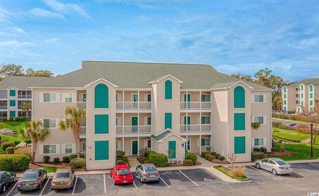 1100 Commons Blvd. #610, Myrtle Beach, SC 29572 (MLS #2014182) :: The Litchfield Company