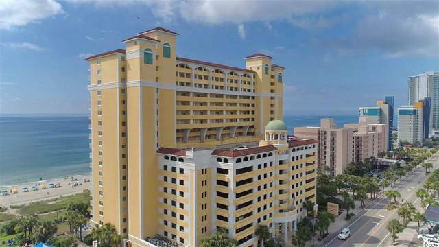 2000 Ocean Blvd. N #902, Myrtle Beach, SC 29577 (MLS #2014200) :: The Litchfield Company
