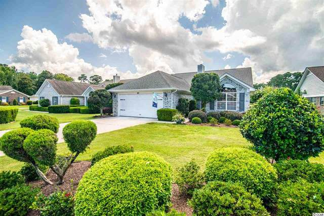 57 Carrington Dr., Pawleys Island, SC 29585 (MLS #2014215) :: Garden City Realty, Inc.