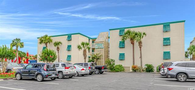 105 Ocean Blvd. S #201, North Myrtle Beach, SC 29582 (MLS #2014217) :: Garden City Realty, Inc.