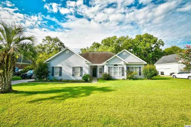 81 Jericho Ct., Georgetown, SC 29440 (MLS #2014238) :: The Greg Sisson Team with RE/MAX First Choice