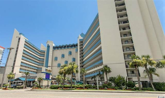 7100 N Ocean Blvd. #1518, Myrtle Beach, SC 29577 (MLS #2014248) :: The Greg Sisson Team with RE/MAX First Choice