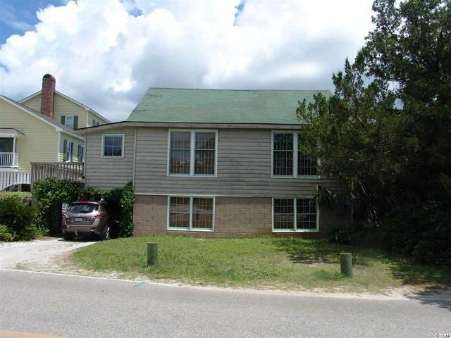 160 Atlantic Ave., Pawleys Island, SC 29585 (MLS #2014251) :: The Litchfield Company