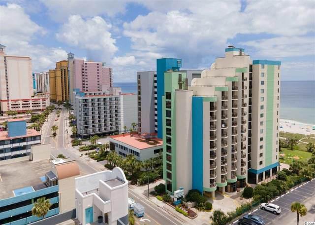 2310 North Ocean Blvd. #404, Myrtle Beach, SC 29577 (MLS #2014252) :: Sloan Realty Group