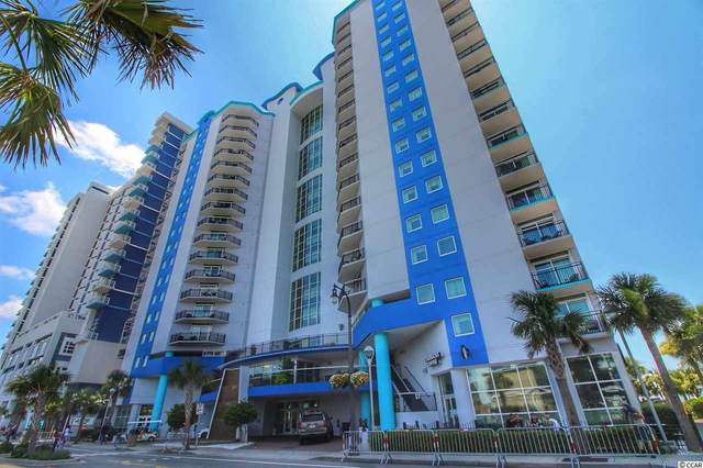 504 N Ocean Blvd. 305A &305B, Myrtle Beach, SC 29577 (MLS #2014260) :: The Hoffman Group