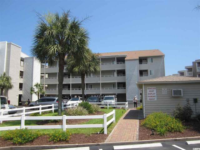 9570 Shore Dr. #205, Myrtle Beach, SC 29572 (MLS #2014283) :: The Greg Sisson Team with RE/MAX First Choice