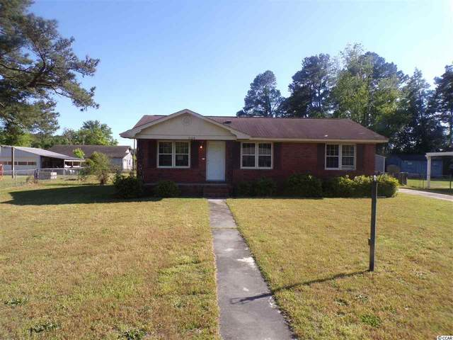 2106 Warner St., Florence, SC 29501 (MLS #2014314) :: The Litchfield Company
