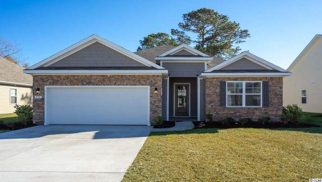 8023 Fort Hill Way, Myrtle Beach, SC 29579 (MLS #2014317) :: The Hoffman Group