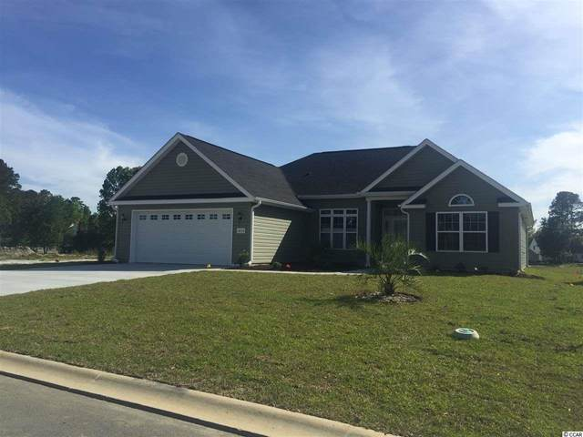 628 Sun Colony Blvd., Longs, SC 29568 (MLS #2014350) :: Jerry Pinkas Real Estate Experts, Inc