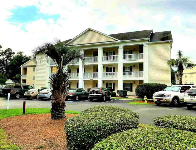 635 Woodmoor Circle #301, Murrells Inlet, SC 29576 (MLS #2014360) :: James W. Smith Real Estate Co.